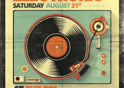Indie Electro Flyer Template 1 3